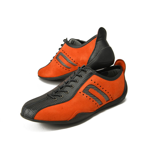 IDEA CORSA ORANGE SUEDE[取り寄せ品]