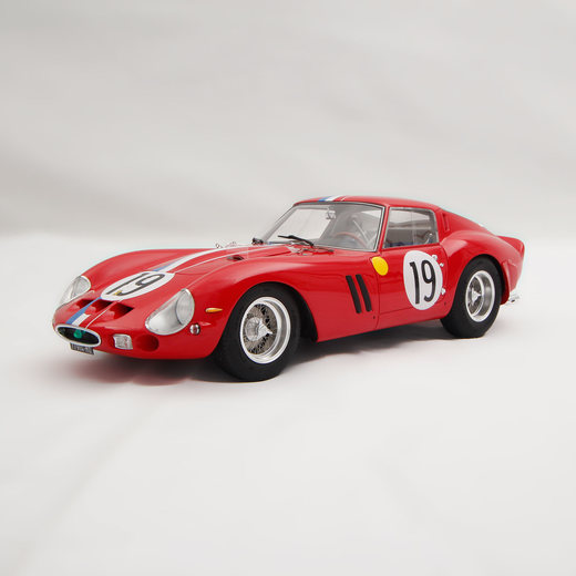 1/18 フェラーリ 250 GTO 24hours LeMans(1962)