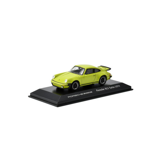 1/43 PORSCHE 911 Turbo 1974 light green