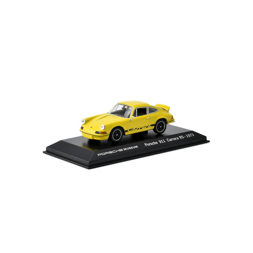 1/43 PORSCHE 911 Carrera RS 1973 yellow