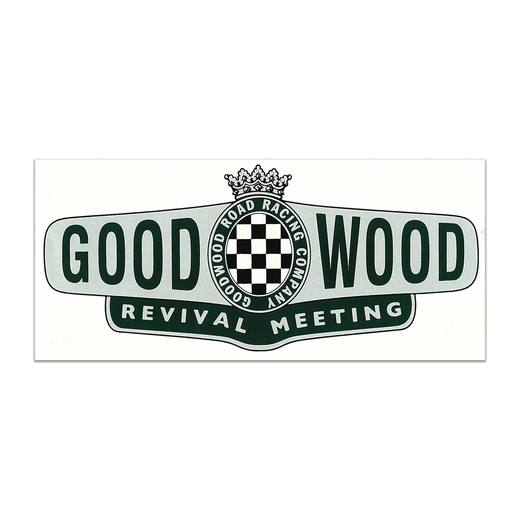 Good Wood Revival ステッカー